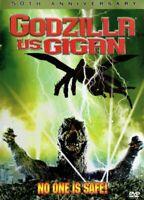 Godzilla vs. Gigan (1972) Widescreen 50th Anniversary Edition DVD Rare, OOP