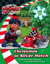 Roary the Racing Car - Christmas in Silverhatch: Activity Book,