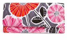 New VERA BRADLEY Trifold Wallet CHEERY BLOSSOMS - NWT
