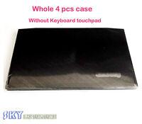 Lenovo Y50-70 touch back cover+bezel+palmrest upper case bottom Complete Case