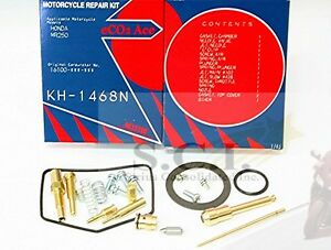 HONDA MR250 MR175 KEYSTER CARBURETOR REBUILD REPAIR KIT 1976