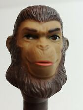 "Cornelius Galen vintage 1974 Planet of the Apes 8"" Mego figure Head mint w74"