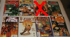 X-Force U-PICK ONE #75,76,78,81,84,86,88,92,93,95 or 101 PRICED PER COMIC