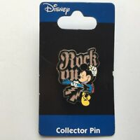 Jerry Leigh - Rock 'n' Roll - Rock On Mickey Mouse Disney Pin 84200