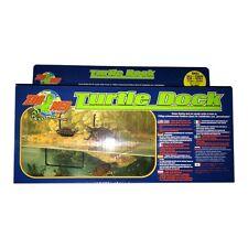 Zoo Med Tortue Dock PETIT île des tortues 12,5x28,5cm wasserschildkröten île