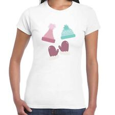 Ladies Winter Clothes Christmas T Shirt