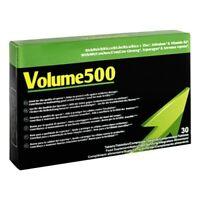 Volume500 | Nahrungsergänzung | Für Erhöhte Spermaproduktion | 30 Kapseln