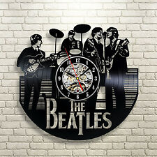 The Beatles Toys Wall Clock Figurines Collection PAUL McCARTNEY ROCK 028