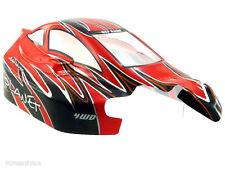 81357 Off Road Nitro RC 1/8 Scale Buggy Body Shell V2 Cut