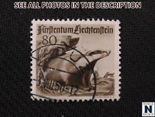 NobleSpirit No Reserve (TH2) Beautiful Liechtenstein No 245 Used Extra Fine