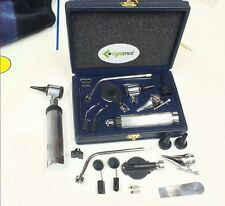 Otoscope & Ophthalmoscope Set ENT Surgical Instruments         CynaMed Brand