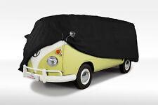 Type 2 VW Camper Bus '50-'11 Sahara indoor *Black* Custom Fit Car Cover S