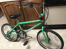 Vintage Powerlite P16 6 Speed BMX Race Bike super Rare Shimano Gears Complete