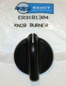 For KitchenAid Black Top Burner Control Knob # OD9177006KA260