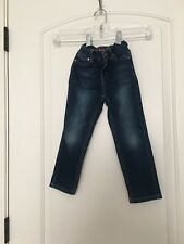 Lee Toddler Girls Blue Denim Skinny Jeans Pants Sz 4T Clothes