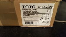 Toto TELGG100#CP Polished Chrome Gooseneck Spout Assembly New in Box