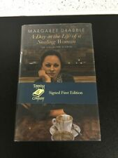 A Day In The Life Of A Smiling Woman By Margaret Drabble - Signed First Edition