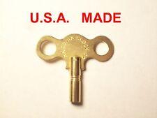 Ansonia Trademark clock winding key #6/3.60mm