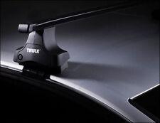BARRES DE TOIT THULE ACIER VW TOUAREG dès 2010 / sans barres longitudinales