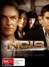 NCIS MA Rated DVDs & Blu-ray Discs