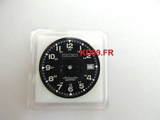 Genuine BLACK Dial SEIKO SARG007 6R15-02N0 Automatic ALPINIST