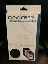 New Black FLEX CASE FOR NOOK Color / Nook Tablet