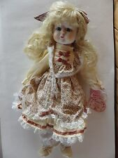 "A 15 inch doll. Brinns Doll "" Plays Over The Rainbow"""