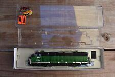 Atlas Burlington Northern SD60M No # N Scale Locomotive 49209  BN