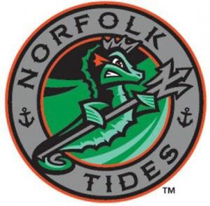Norfolk Tides Mens Polo XS-6XL, LT-4XLT Baltimore Orioles New York Mets New