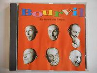 BOURVIL : LA RONDE DU TEMPS [ CD ALBUM - TITRES RARES ] - PORT GRATUIT