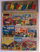 L'intrépide n°460 du 20/08/1958; Le cavalier rouge/ David Crockett/ Tip le Hardi