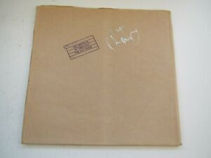 Led Zeppelin IN THROUGH THE OUR DOOR 'A' SLEEVE EX+ AUDIO SIGNED  ROBERT PLANT