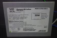 Universal Lighting Electronic Metal Halide Ballast VS M2012-27CK-3EU-J