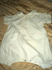 Vintage Victorian Infant Short Sleeve Romper
