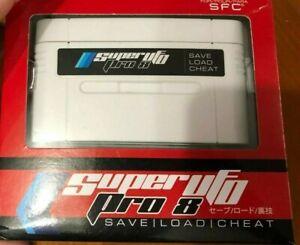 Super Nintendo Modul - Super Ufo Pro 8 - SNES SFC - wie Everdrive - Backupmodul