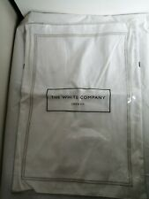 The White Company Champagne Double Row Cord Placemat S/2  White
