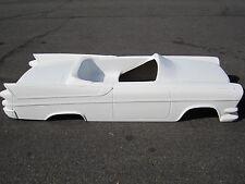 1957 Dodge Coronet hot rod stroller pedal car fiberglass body Mopar