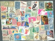 1000 all different South America stamps collection-old & Modern.inc Thematics