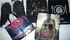 SDCC 2016 IZOMBIE PROMO BACKPACK VAMPIRE DIARIES BACKPACK DOMINION BACKPACK NEW