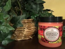 The Somerset Toiletry Company Starfruit and Raspberry SUGAR Scrub 19.4 OZ