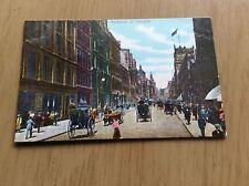 GLASGOW ~ BUCHANAN STREET, Postcard. Early 1900s