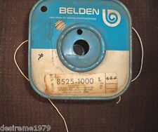 10ft Belden 24 AWG Stranded Hook-Up Wire - Max Rating 1000 Volts - White