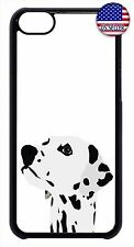 Dalmatian Dog Puppy Paws Design Hard Skin Back Case Cover For Apple iPod 4 5 6