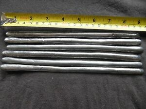 1.8kg+ of Lead Sticks Bars Ideal Solder Soldering Repair Easily Cut to Size