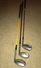 Lot Of 3 Assorted Vintage Wedges Wright&Ditson,LM 88 No.202,Tom Stewart Blaster