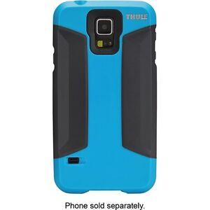Thule - Atmos X3 Case for Samsung Galaxy S 5 Cell Phones - Blue/Dark Shadow