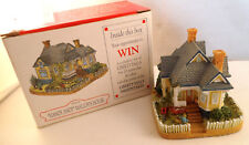 Liberty Falls Collection ~ Handy Andy Malloy's House ~ Mib Ah128