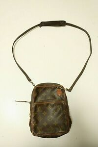 Authentic Louis Vuitton  Monogram Amazone Shoulder Bag Cross body #7532