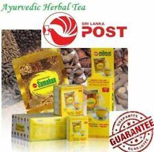 100 SAMAHAN Ayurveda Herbal Tea Natural Drink for Cough & Cold remedy