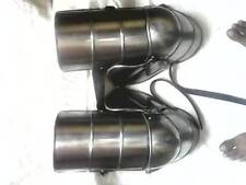 Medieval armor leg guard elbow steel guard ancient armour accesories